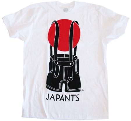 jamespantsjapantour2010tshirt