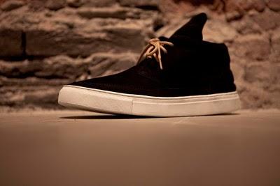 Desert Boots Black Suede
