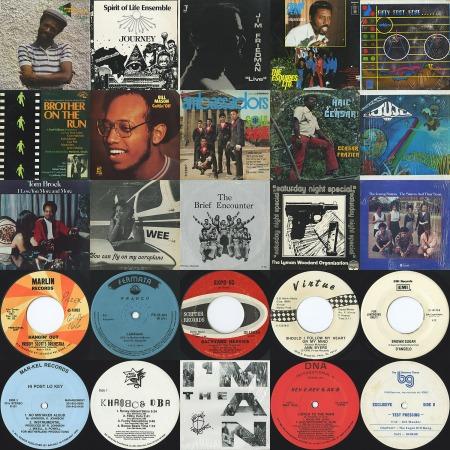 買付けレコード放出