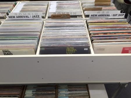 買付けレコード放出5