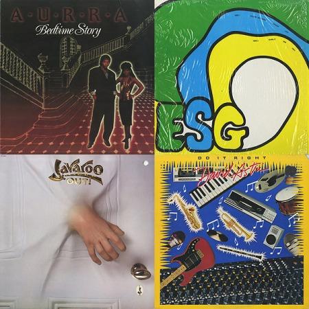 買付け盤放出-10-07-Disco-LP