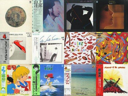 レコード放出-18-05-26-sat-japanese-artist