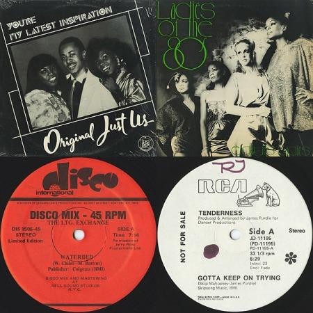 レコード放出 8月5日 土 Disco 12inch LP