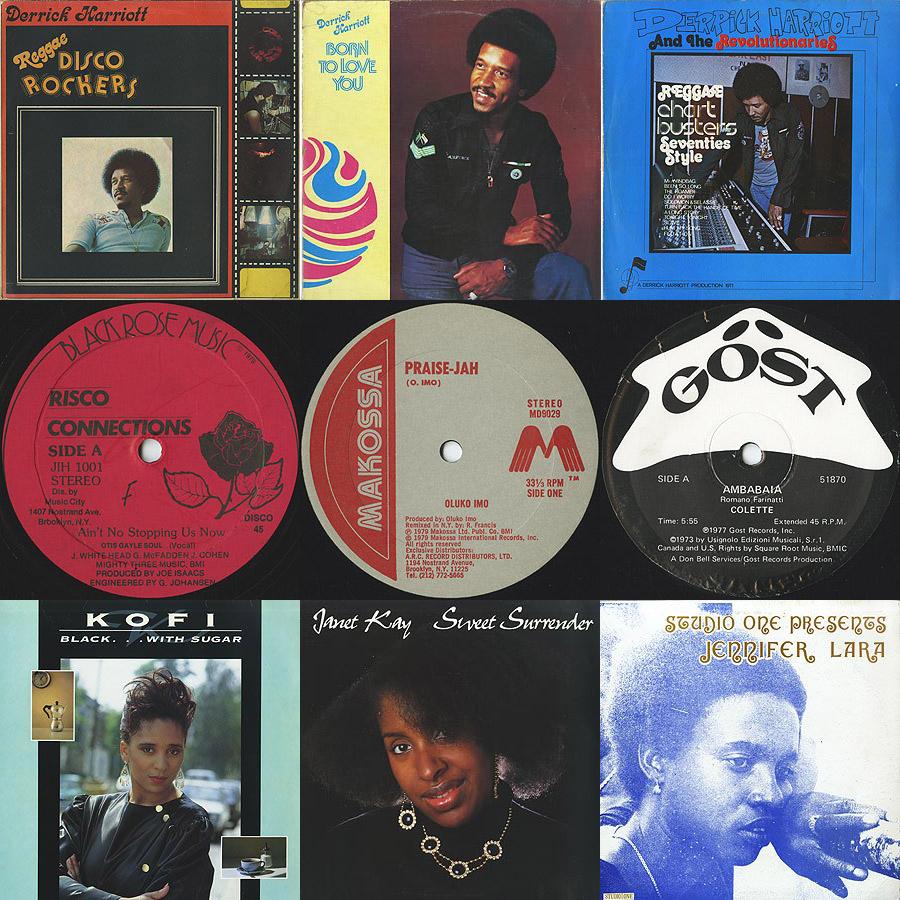 reggae-disco-lovers-rock | Groovenut Records Blog